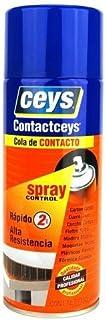 comprar comparacion Ceys M51942 - Cola de contacto contactceys spray control 400 ml