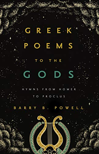 Greek Poems to the Gods: Hymns from Homer to Proclus