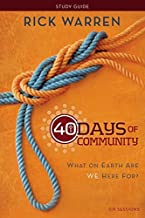 Best 40 days of community Reviews