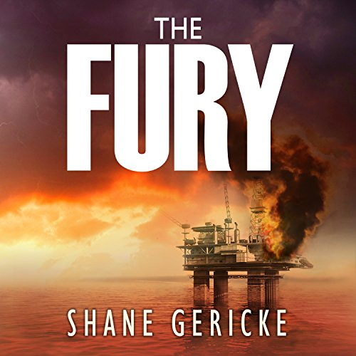 The Fury audiobook cover art