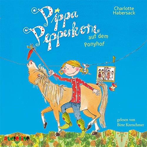 Pippa Pepperkorn auf dem Ponyhof Titelbild