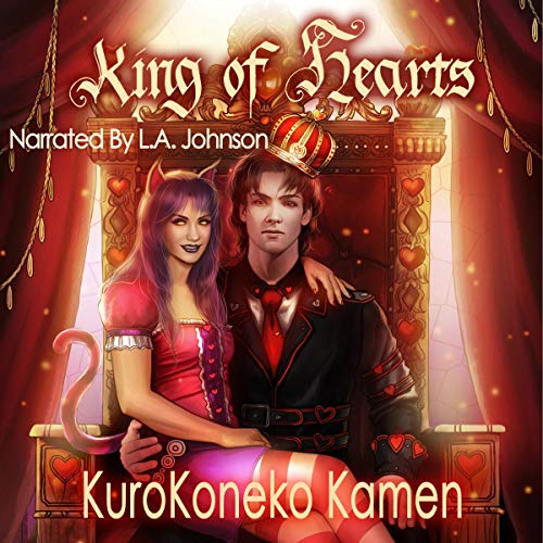 King of Hearts: A Wonderland Story  By  cover art