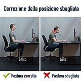 Zoom IMG-1 olymstars correttore postura schiena uomo