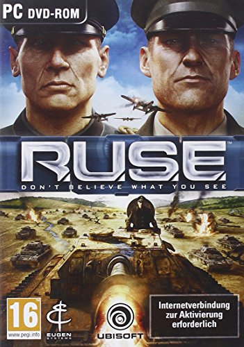 R.U.S.E. [AT PEGI] - [PC]
