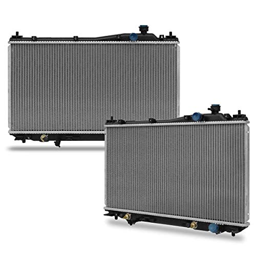 02 honda civic radiator - 4