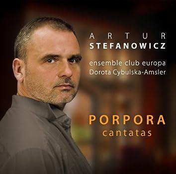 Porpora: Cantatas