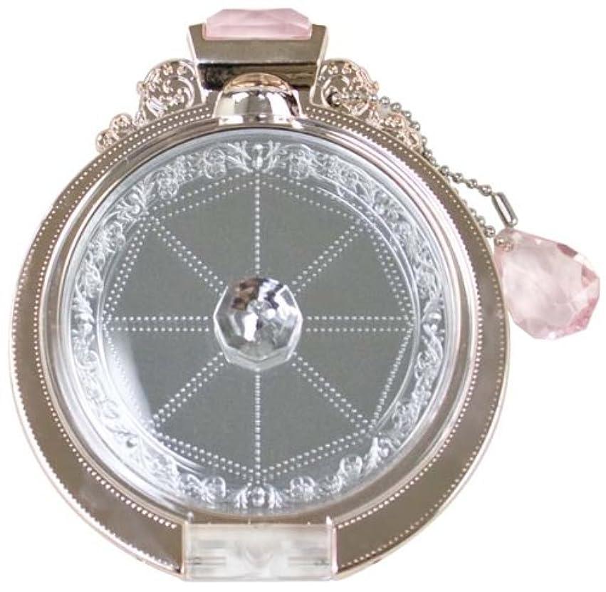 流産容赦ない相談するDiamond Ring compactmirror(PINK GOLD)YRG-800