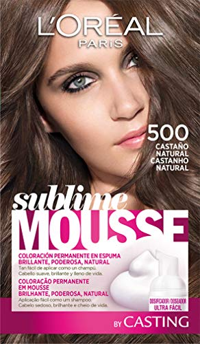 L'Oréal Paris Sublime Mousse Tinte Espuma