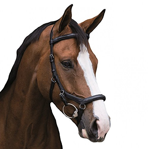 Horseware Rambo Micklem Deluxe Competition Bridle X Full Black