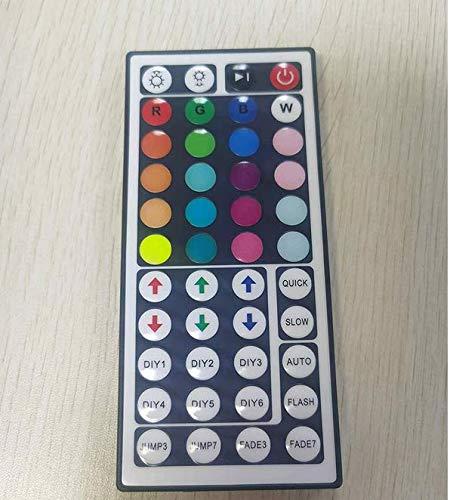 LED Light Remote Mafiti 44 Key RGB IR Remote Controller for SMA 5050 3528 2835 RGB LED Light Strip IR Infrared Ray Remo