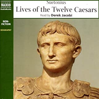 Lives of the Twelve Caesars cover art