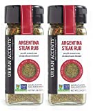 Urban Accents Argentina Steak Rub 2.5 oz (Pack of 2)