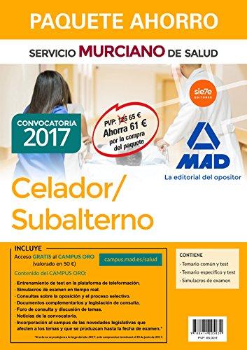 PAQUETE AHORRO CELADOR/SUBALTERNO SMS