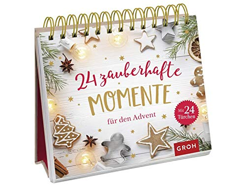 24 zauberhafte Momente für den Advent