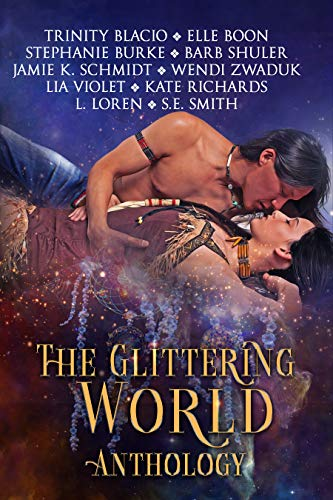 The Glittering World Anthology: Native American Romance Paranormal Fantasy (English Edition)