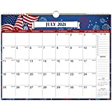 2021-2022 MONTHLY CALENDAR - 18 pages from July 2021 to December 2022, which is used for planning and scheduling whole year, help to track your daily tasks and long-term goals so you can get more done in less time. TWELVE DIFFERENT PATTERN - Twelve d...
