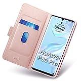 Aunote Huawei P30 Pro Case Wallet, Huawei P30 Pro Cases