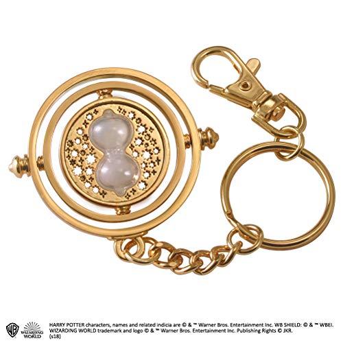 La Noble Collection Harry Potter Time Turner Porte-clés