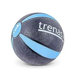 Functional Training mit TRENAS Gummimedizinball PRO