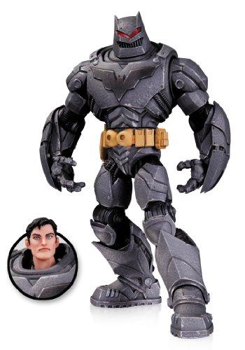 DC Collectibles DC Comics Designer Action Figures Series 2: Thrasher Suit Batman Deluxe Figure by Greg Capullo