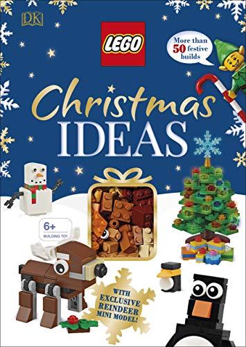LEGO Christmas Ideas: With Exclusive Reindeer Mini Model
