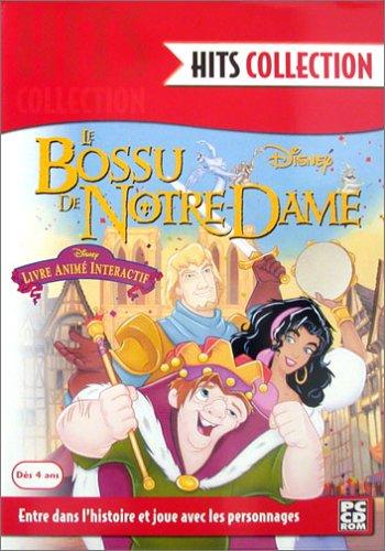 Le Bossu de Notre Dame : Livre animé interactif - Hits Collection