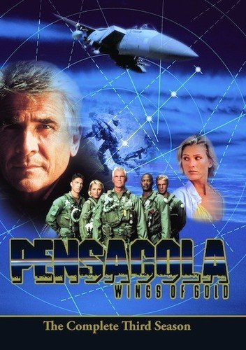 PENSACOLA: WINGS OF GOLD - COMPLETE THIRD SEASON - PENSACOLA: WINGS OF GOLD - COMPLETE THIRD SEASON (5 DVD)