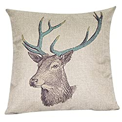 Linen accent pillow linen 4th anniversary gifts for men