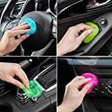 FiveJoy Car Cleaning Gels, 4-Pack Universal Auto Detailing Tools Car Interior...