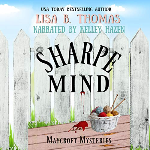 Sharpe Mind Audiobook By Lisa B. Thomas cover art