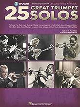 25 Great Trumpet Solos (Book/Audio)