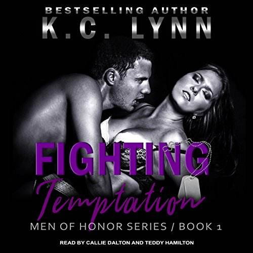 Fighting Temptation audiobook cover art