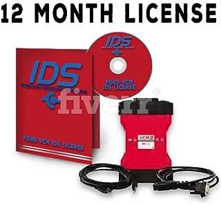 Ford VCM 2 IDS 1 Year Software Dealer License