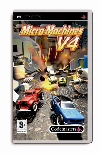 Codemasters Micro Machines V4, PSP