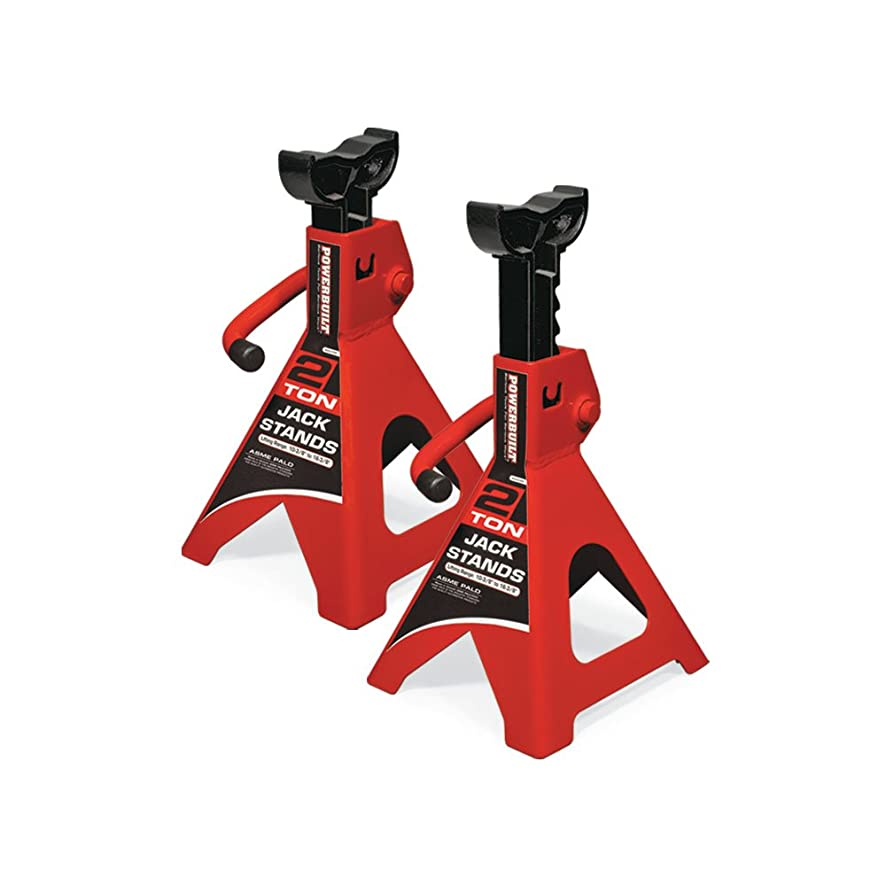 Alltrade 640399 2 Ton 2Ton Jack Stand (Ratchet