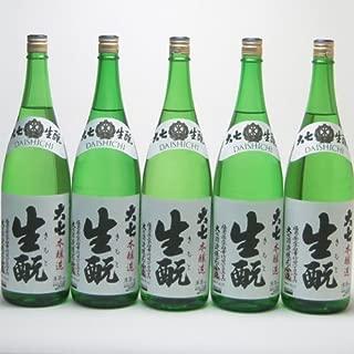 6本セット大七酒造 大七 生もと 本醸造 1800ml(福島県)