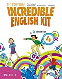 Incredible English Kit 4: Class Book 3rd Edition (Incredible English Kit Third Edition) - 9780194443692