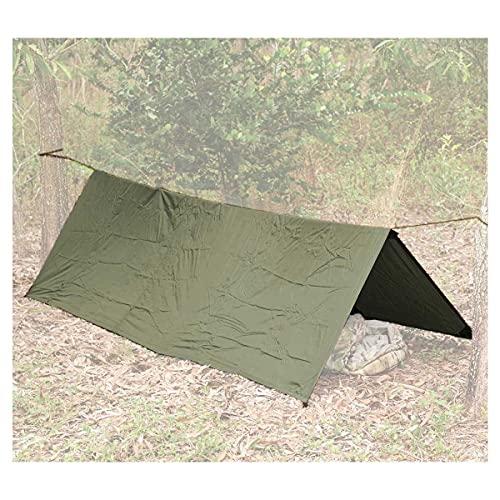 Snugpak -Stasha 2 - Abri Tente - Résistant - Points d'attache renforcés - Randonnée - Vert Olive
