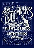 Bohemians: Une histoire graphique des avant-gardes artistiques aux États-Unis (French Edition)