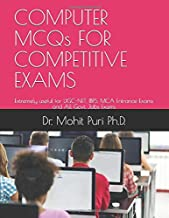 COMPUTER MCQs FOR COMPETITIVE EXAMS: Extremely useful for UGC-NET, IBPS, MCA Entrance Exams and All Govt. Jobs Exams