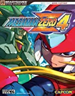 Mega Man® Zero 4 Official Strategy Guide