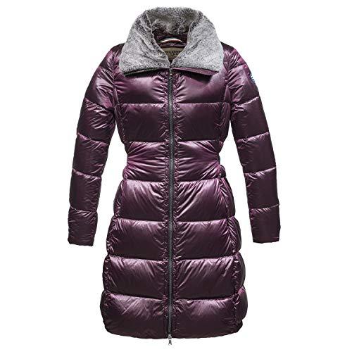 Dolomite Parka Ws 76 Satin Evo Parka für Damen XXL dunkles violett