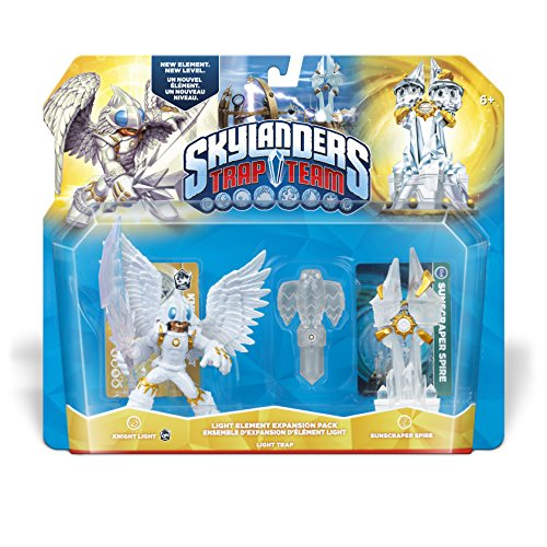 Skylanders Trap Team: Sunscraper Spire Light Element Expansion Pack