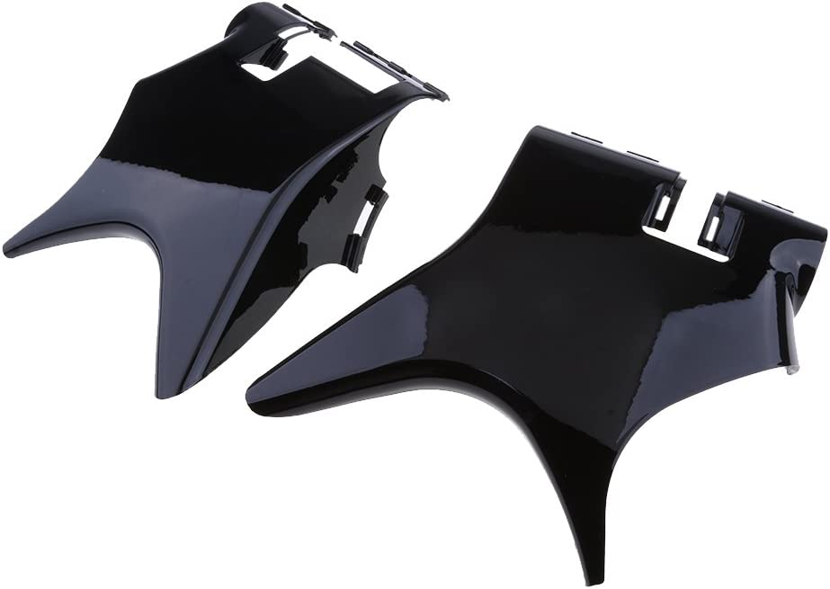lowest price Baosity Very popular! Black Plastic Frame Neck Cover Honda for Shadow Cowls NV