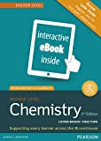 Pearson Bacc Chem HL 2e etext (2nd Edition)