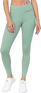 Women's Classic Basic Workout Leggings High Waist Super Stretchy Gym Pants