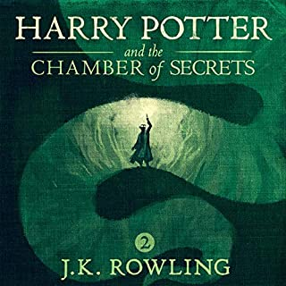 Harry Potter and the Chamber of Secrets, Book 2                   Written by:                                                                                                                                 J.K. Rowling                               Narrated by:                                                                                                                                 Jim Dale                      Length: 9 hrs and 24 mins     1,119 ratings     Overall 4.9