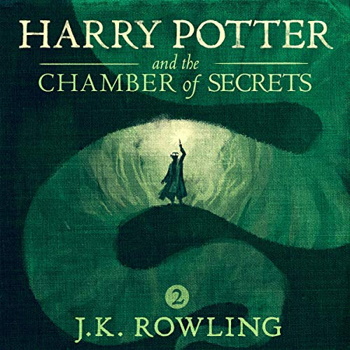 Harry Potter and the Chamber of Secrets, Book 2                   Written by:                                                                                                                                 J.K. Rowling                               Narrated by:                                                                                                                                 Jim Dale                      Length: 9 hrs and 24 mins     1,123 ratings     Overall 4.9