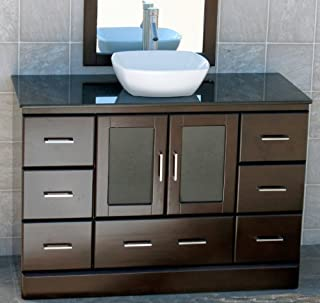 48 inch sink vanity top only