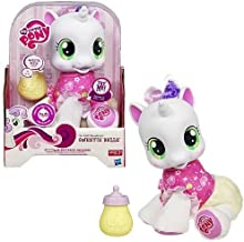 My Little Pony So Soft Newborn Pony Sweetie Belle